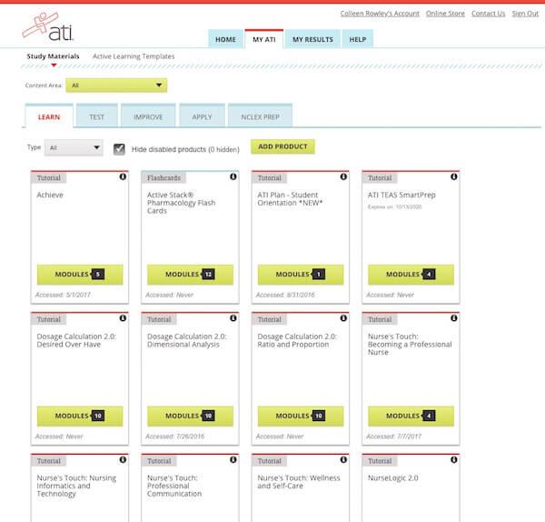 Student Portal 101 ATI Nursing Blog